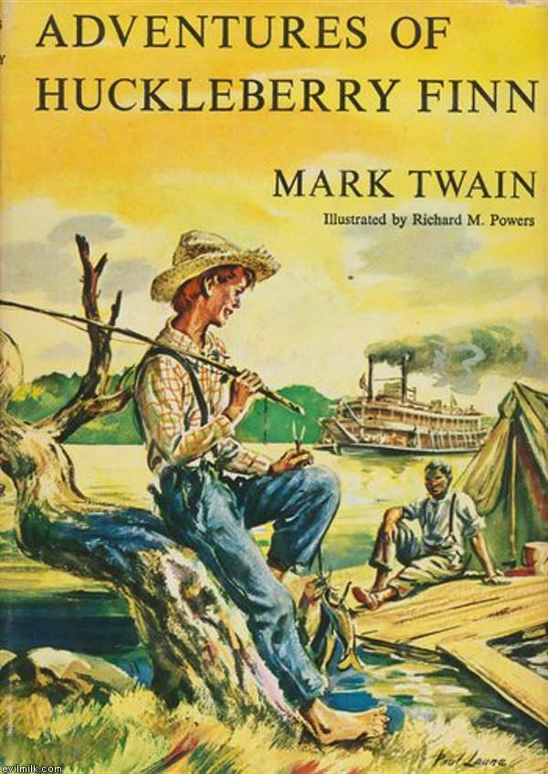 the character of huck in the adventures of huckleberry finn by mark twain Need help on characters in mark twain's the adventures of huckleberry finn check out our detailed character descriptions from the creators of sparknotes.