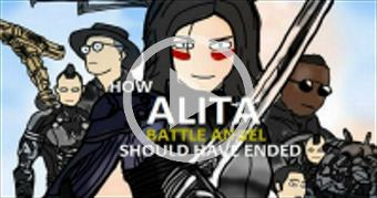 Animated Parody  HOW ALITA: BATTLE ANGEL SHOULD H