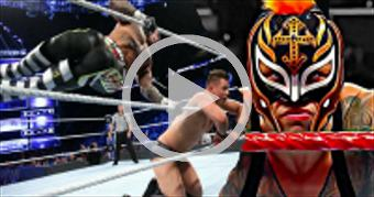 99% DON'T SEE THIS Rey Mysterio - 619 WWE Compilat